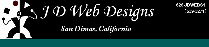 J D Web Designs of San Dimas